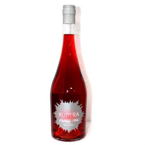 малиново вино кубера 750мл